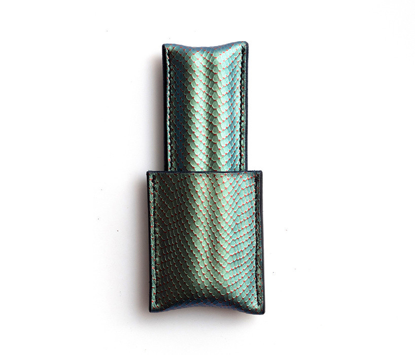 Picture of 1/1 Emerald Cigar Case