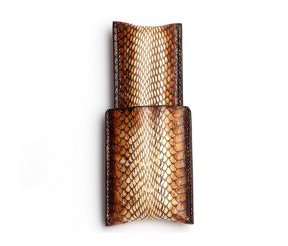 Picture of 1/1 Cigar Case - Light Lizard