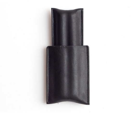 Picture of 1/1 Cigar Case - Milled Black