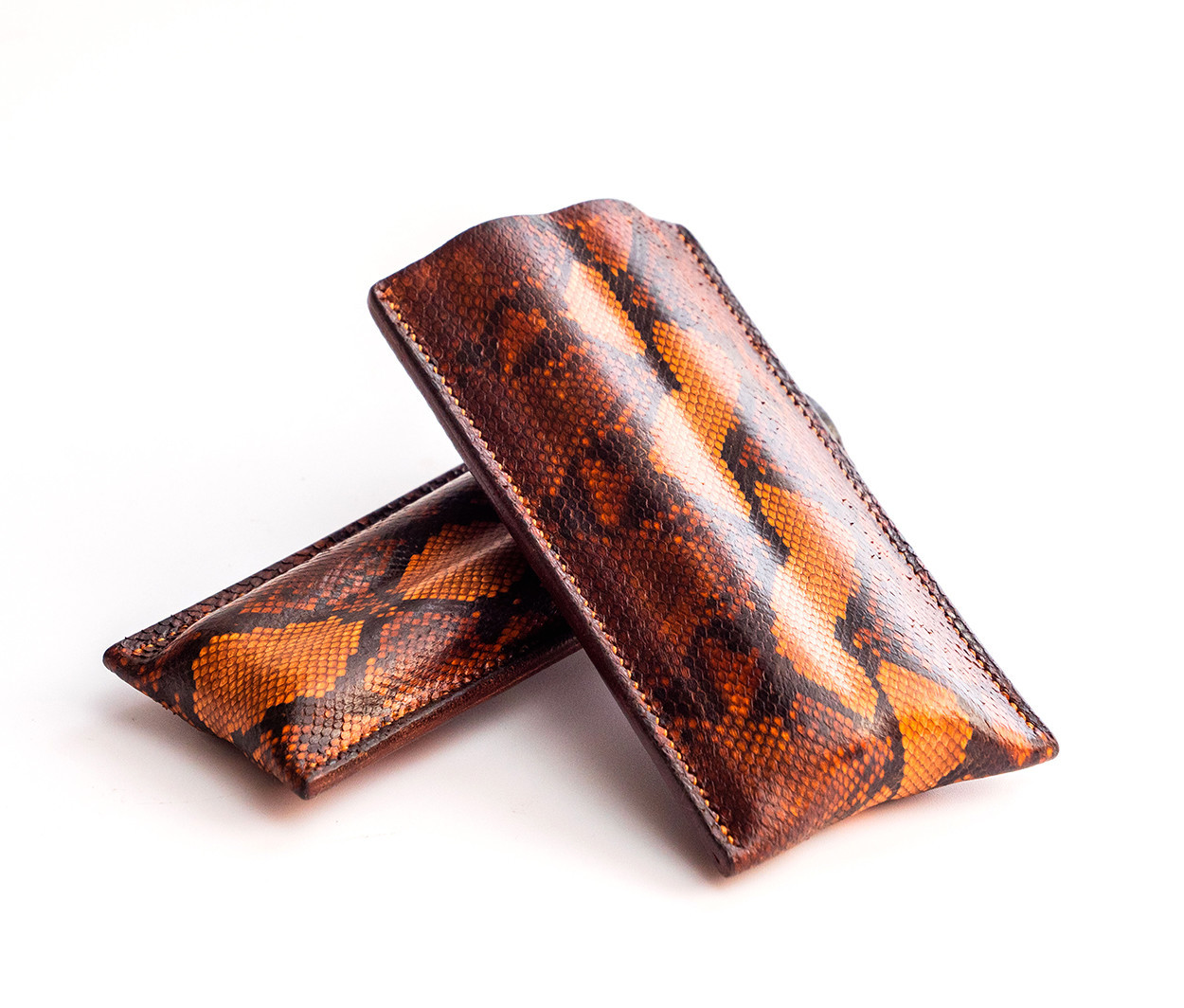 Picture of 1/1 Cigar Case - Lizzard Extended